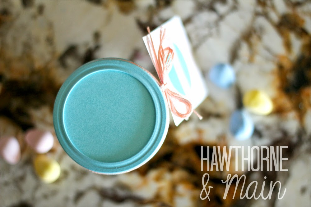 Free printable easter gift tag hawthorne and main check out this cute free printable easter gift tag what an easy way to customize negle Choice Image