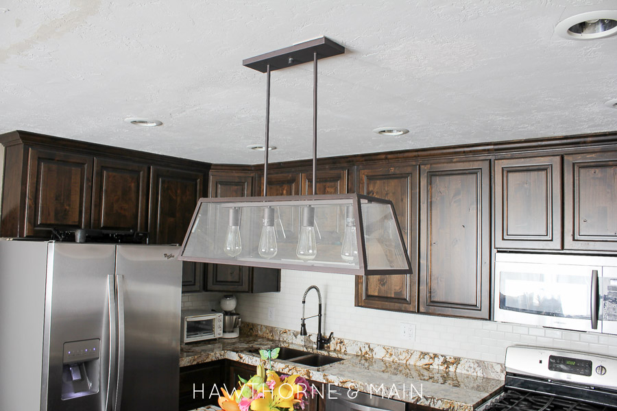 When we bought our old 1950's house the kitchen was a wreck. Come and take a before and after tour to see the entire transformation. It almost doesn't even look like the same space. You have got to check it out!