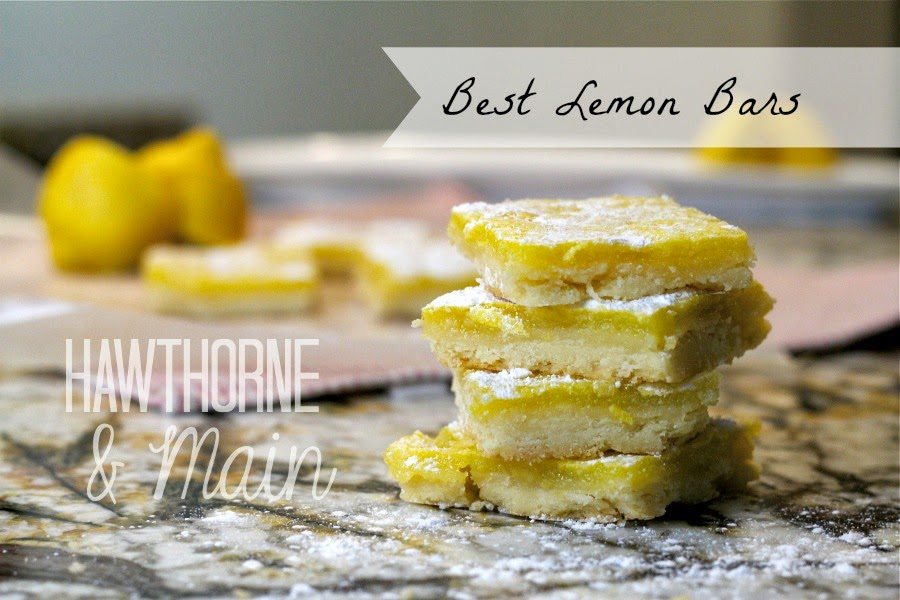 These are the best lemon bars. This recipe came from my grandma and is seriously a no fail recipe. It has got the perfect texture and taste! A must try!