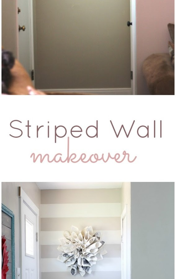 DIY Entry Makeover