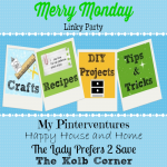 Merry Monday Link Party #17