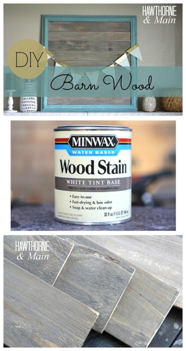 Diy Barn Wood