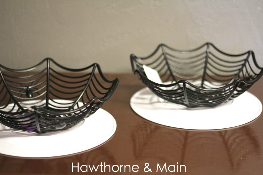 Diy Halloween Dollar Store Cake Stand Hawthorne And Main