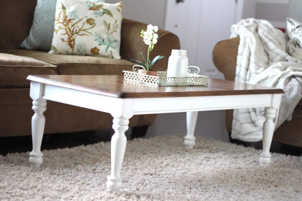 Want More AWESOME Ideas...Check These Out Too! Side Table Makeover Part 38