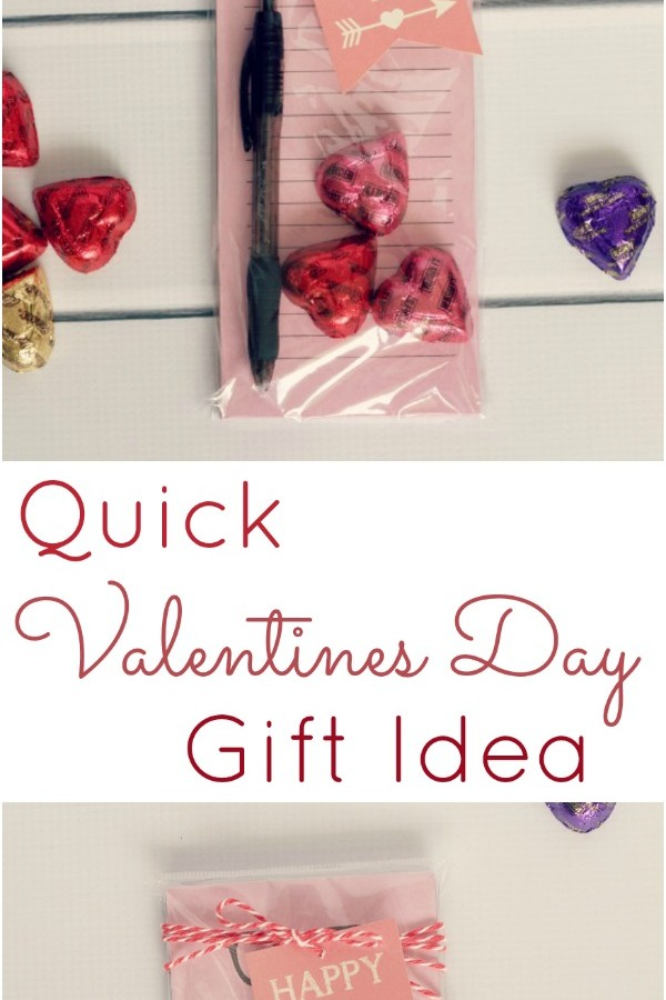 Notepad Gift with FREE Printables!!