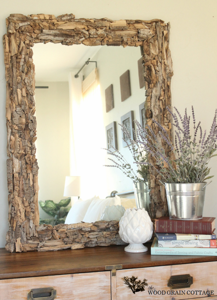 16 diy mirror home decor ideas hawthorne and main for Home picture ideas