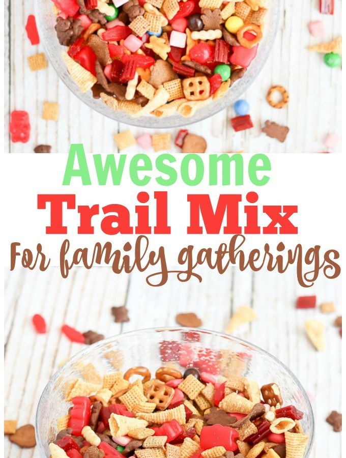 Best Summer Trail Mix