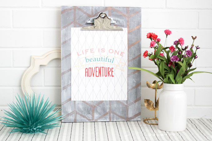 life+is+one+beautiful+adventure+free+printable 1