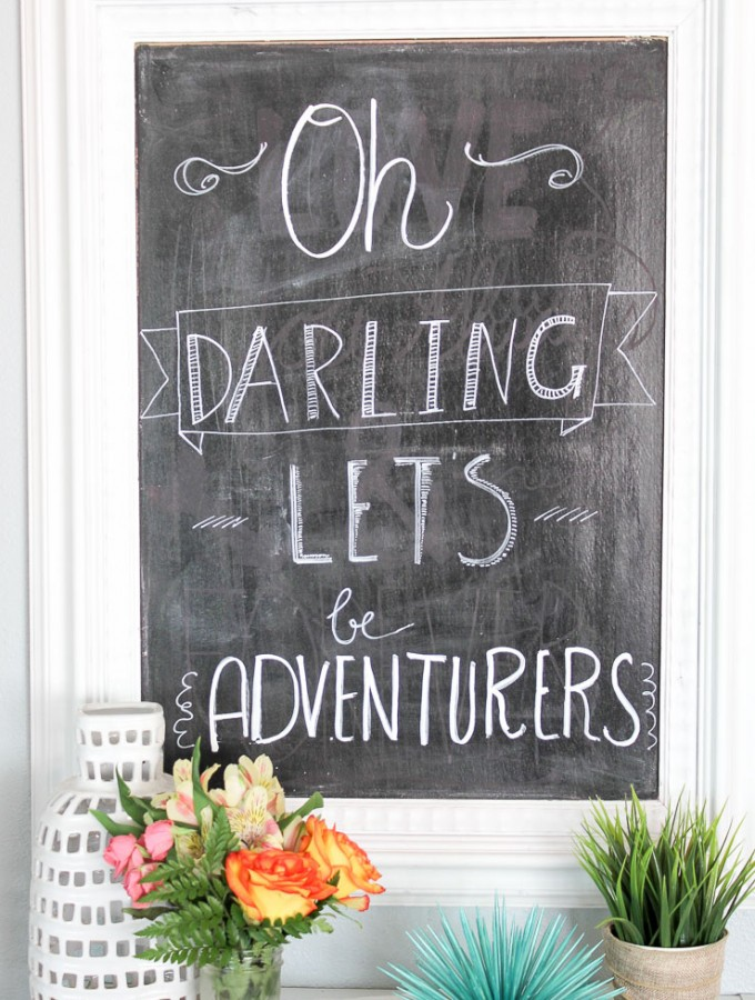 Being Adventurous…. The Big Day!