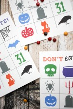 Halloween Style Don't Eat Pete FREE Printable