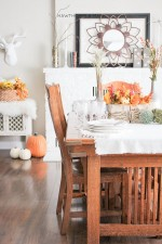 Fall Home Tour at Hawthorne and Main