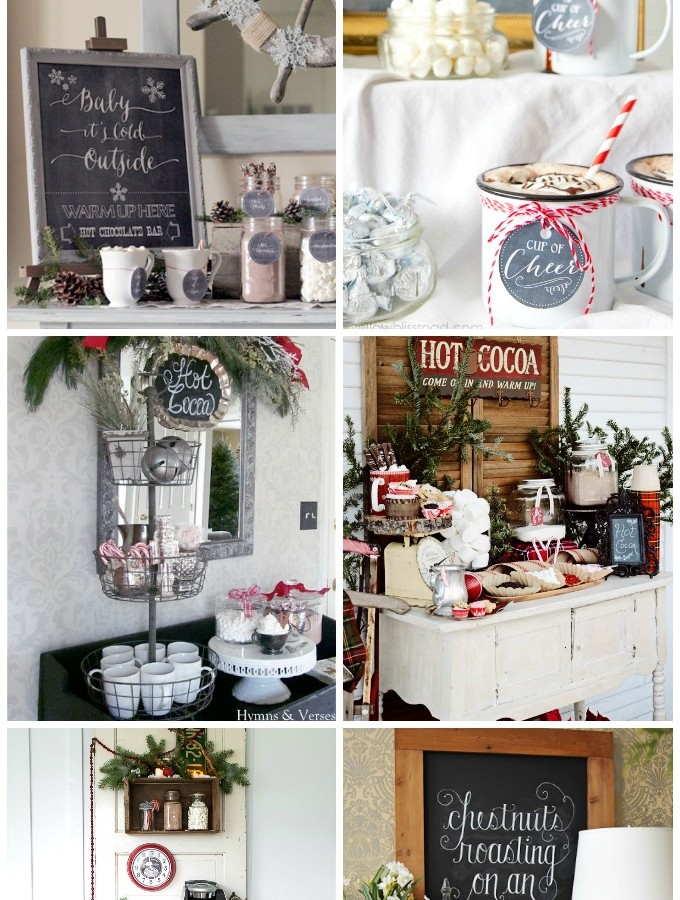 Hot Cocoa Bar Inspiration
