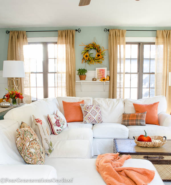 Fall Home Decorating Ideas: 14 Fabulous Fall Home Tours