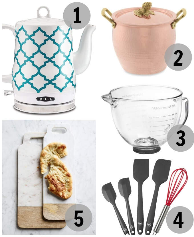 Gift guide for her kitchen