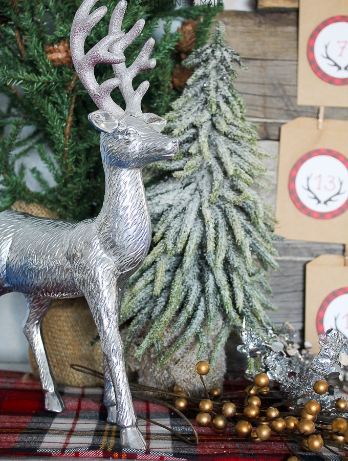 Antler Advent Calendar- #HolidayRandomActs