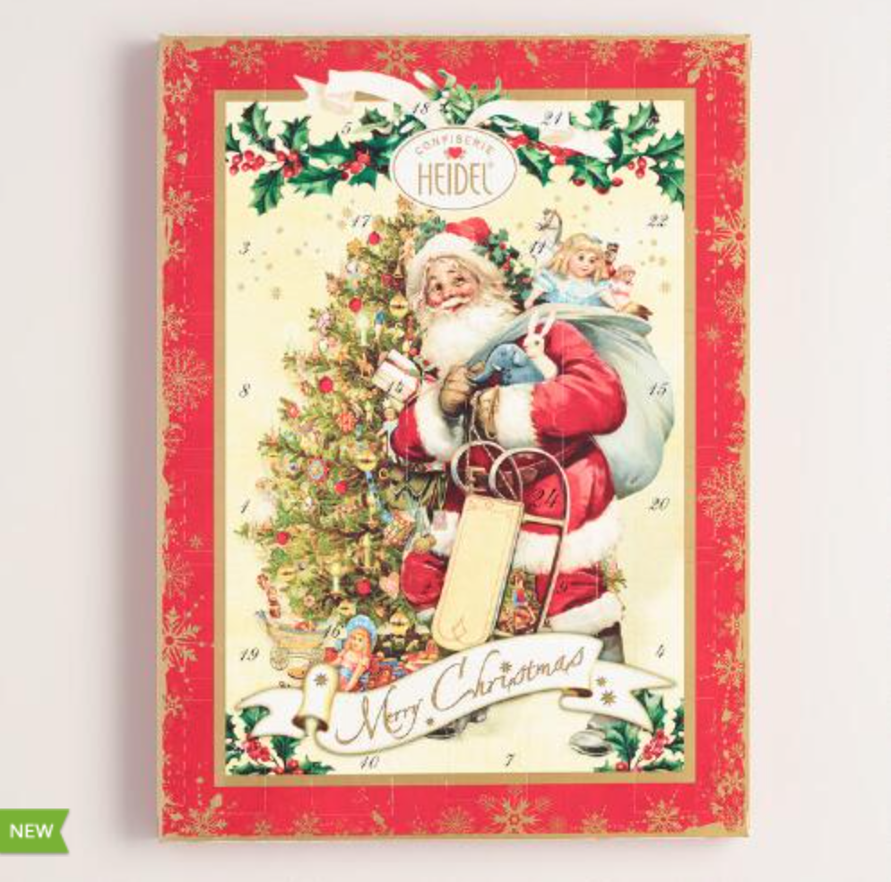 Advent calendars are awesome for kids and adults alike. Check out these top 10 advent calendars for this year. I think I love all of them. So fun!