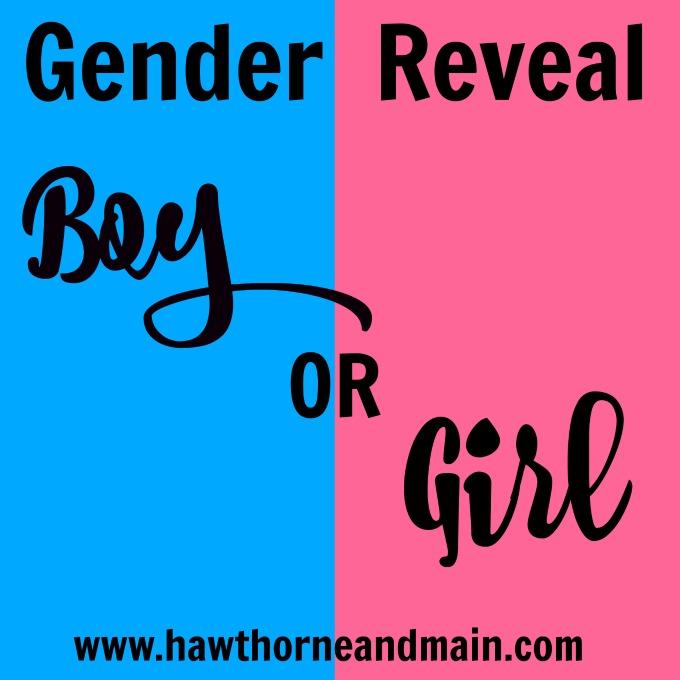 gender reveal image
