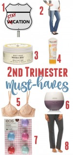 2nd Trimester Must-Haves