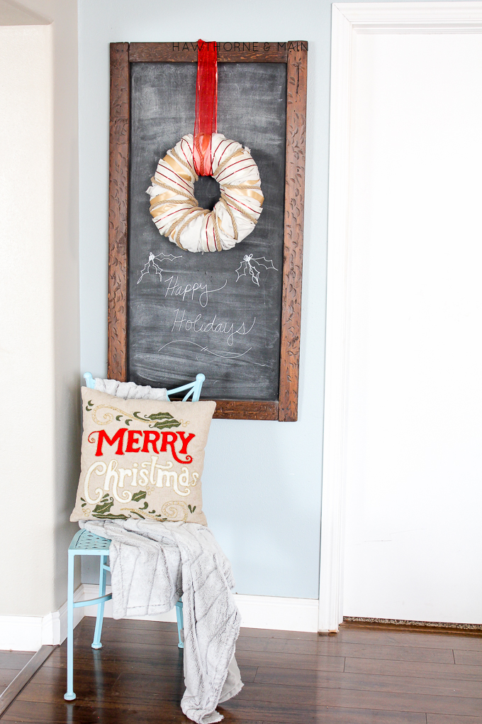 Christmas home tour 2015! Love all the beautiful decor ideas. Totally pinning for future reference.