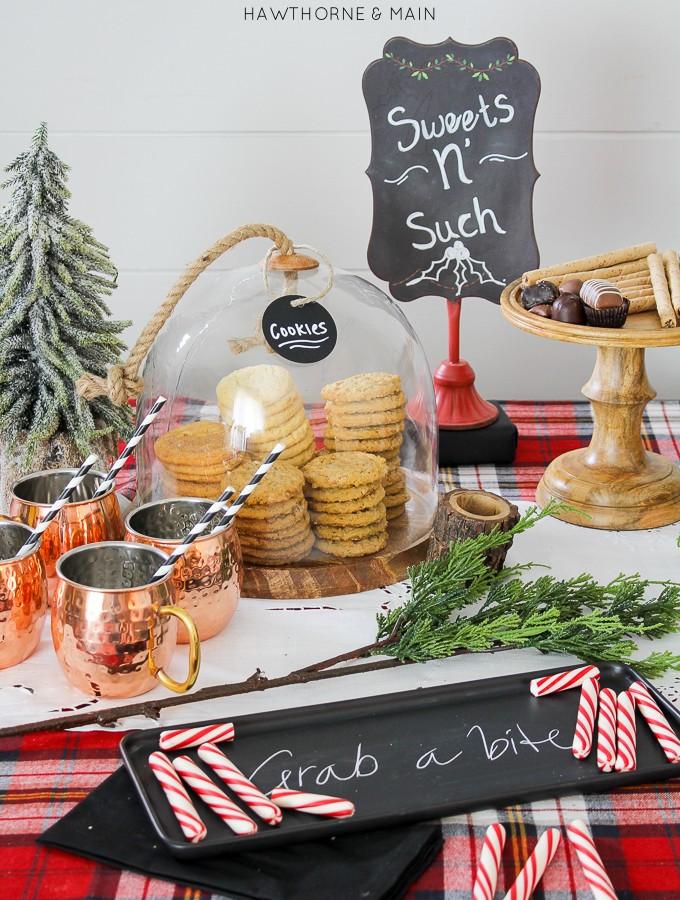 4 Tips to Creating a DIY Dessert Bar