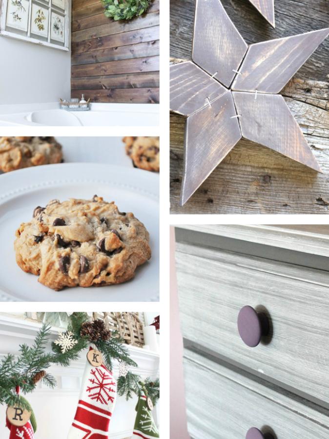 5 DIY Wreath Ideas- Brag Worthy Thursday #10