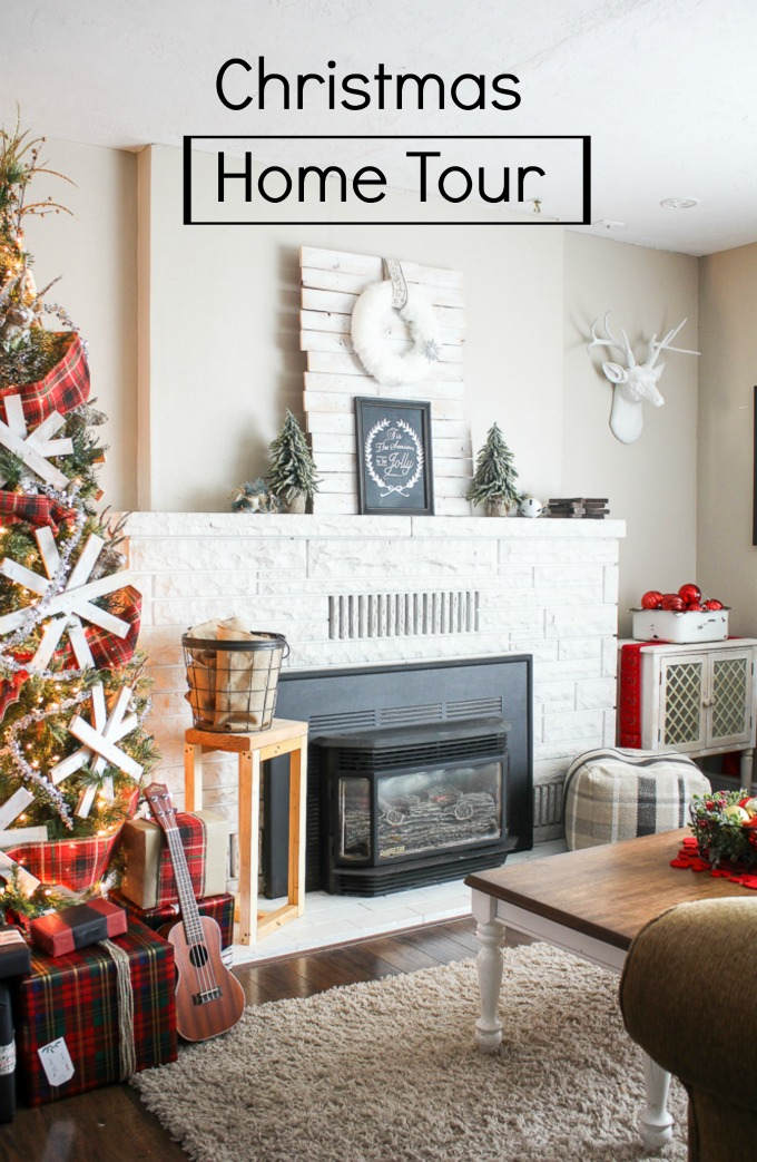Christmas Home Tour – HAWTHORNE AND MAIN