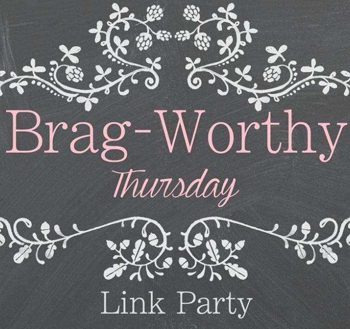 6 Easy Organizing Ideas- Brag Worthy Thursday #11