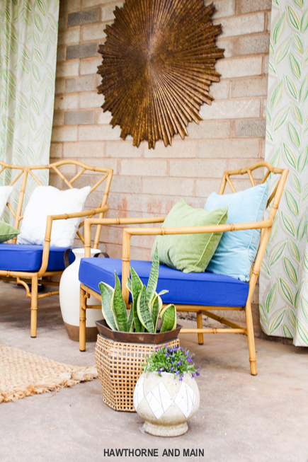 Welcome to our garden tour where 25 amazing bloggers are sharing their outdoor spaces. Come get tons of inspiration and ideas for your outdoor space!