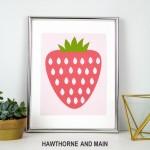 free-strawberry-printable 2