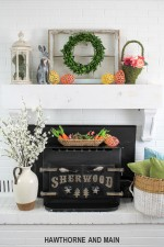 Spring Refresh with Easter Accents