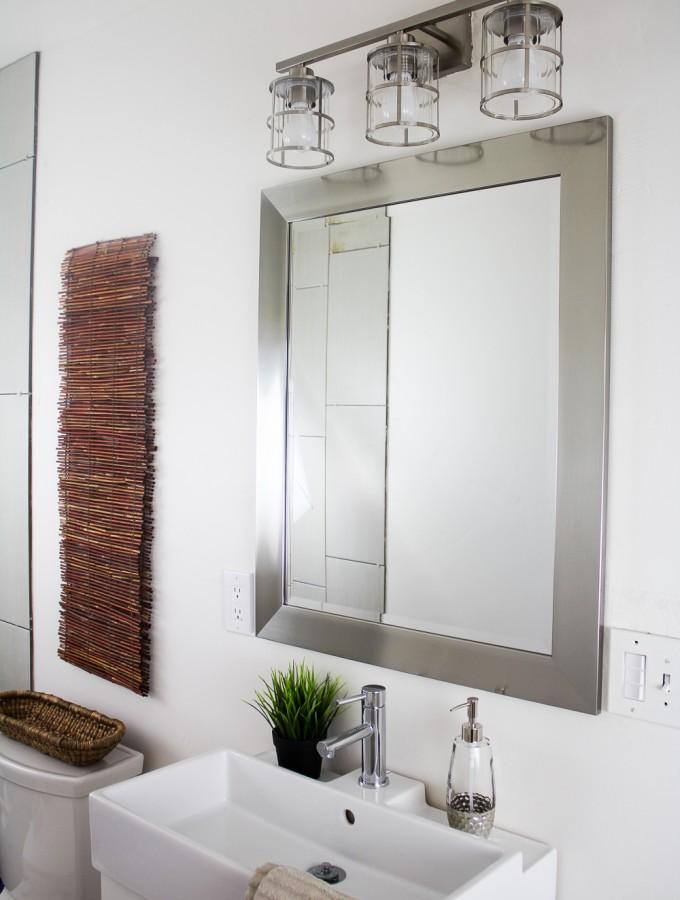 THE SUITE PECAN- Bathroom Sneak Peek