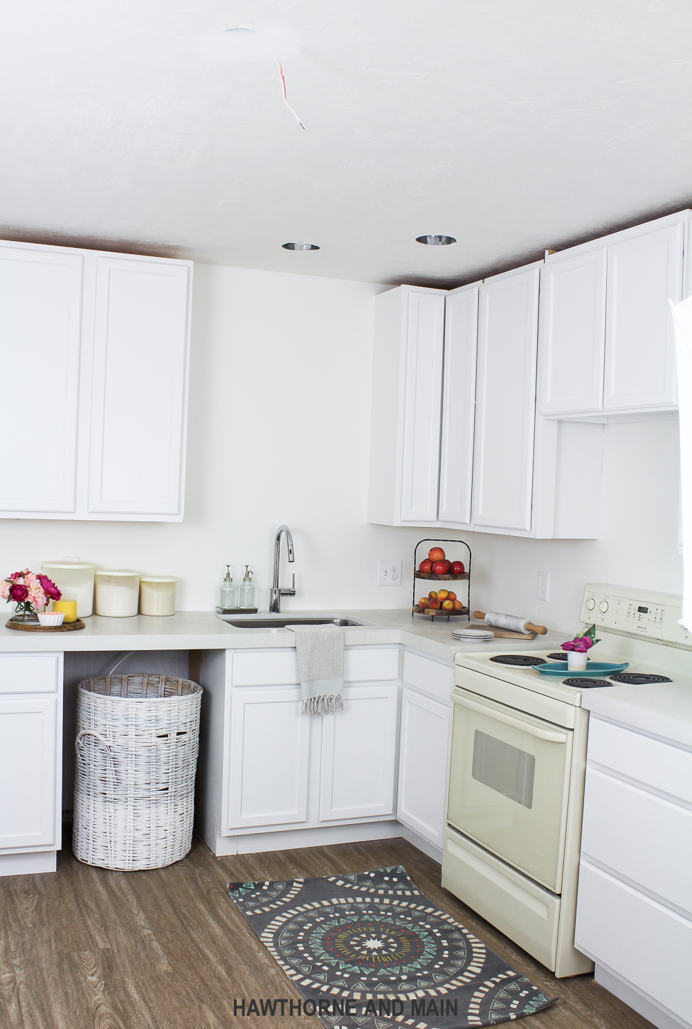 The Suite Pecan Diy Kitchen Countertops Hawthorne And Main