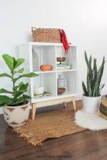 IKEA Hack- Mid-Century Modern KALAX