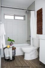 THE SUITE PECAN- Bathroom Update and Moen Fixtures