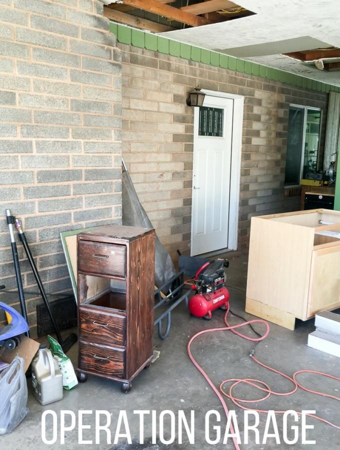Something New- Operation Garage