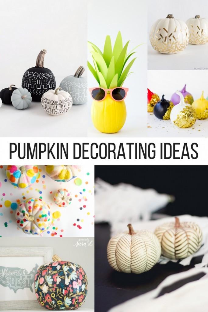 Pumpkin-Decorating