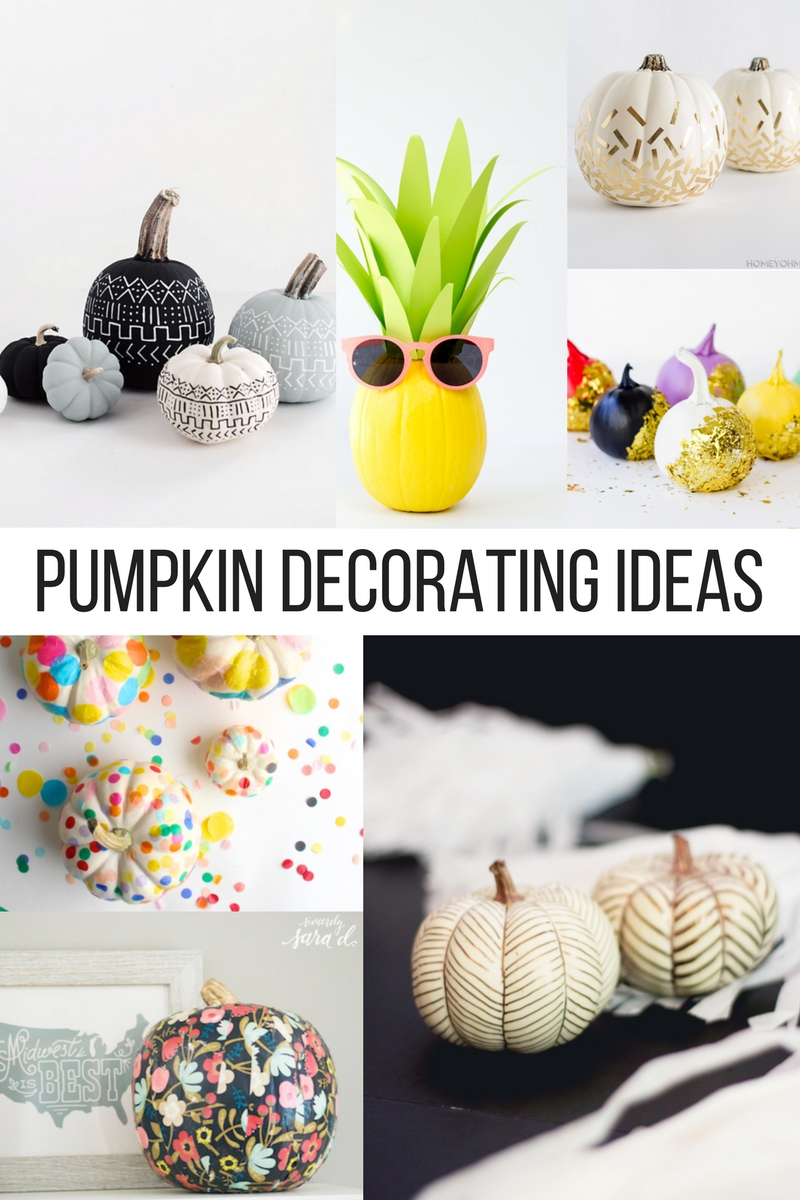 Pumpkin Decorating Ideas Hawthorne And Main
