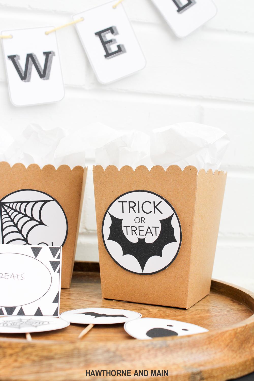 halloween ideas - Free Halloween Decorations