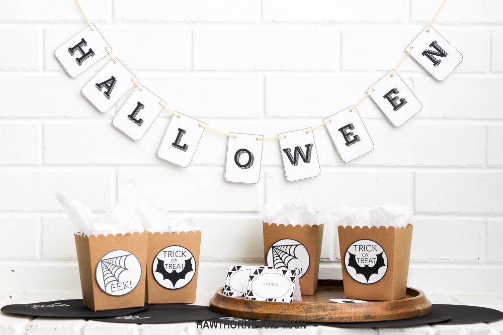 halloween printable - Free Halloween Decorations