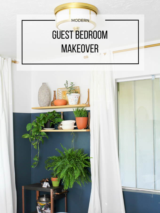 Guest Bedroom Makeover (Week 6)