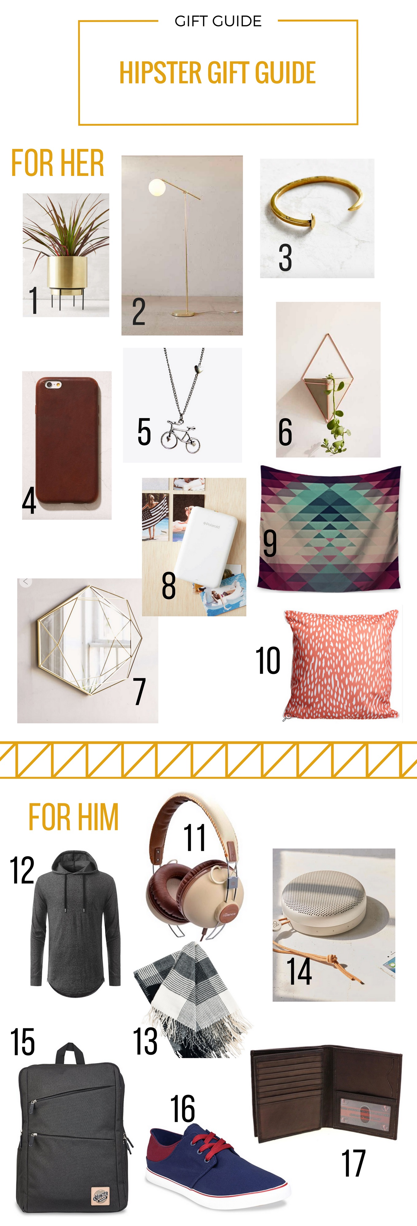 Hipster Gift Ideas – HAWTHORNE AND MAIN