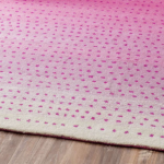 Pink Ombre Rug