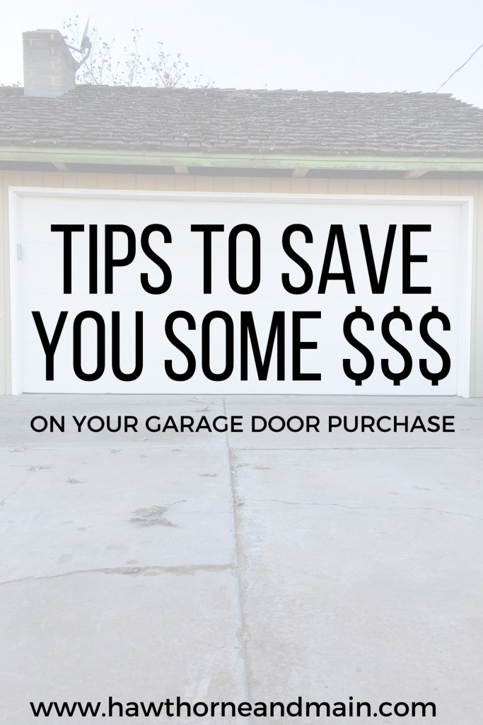 tips-to-save-money-on-a-garage-door