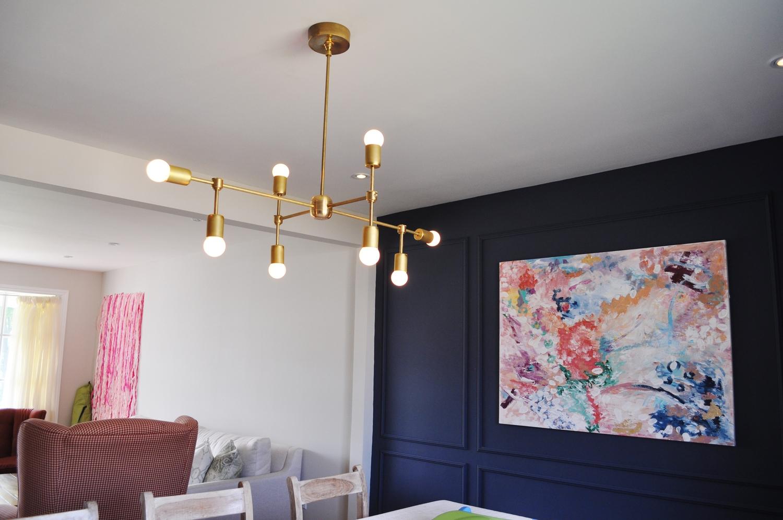 DIY+Brass+Chandelier+Round+Bulbs