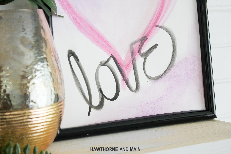 love-watercolor-art