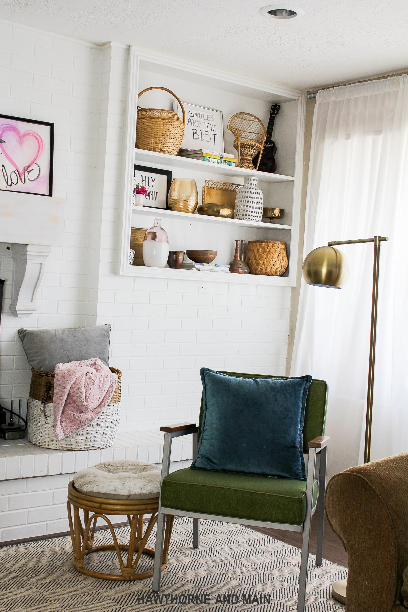 Valentine\'s Day Room Tour – HAWTHORNE AND MAIN