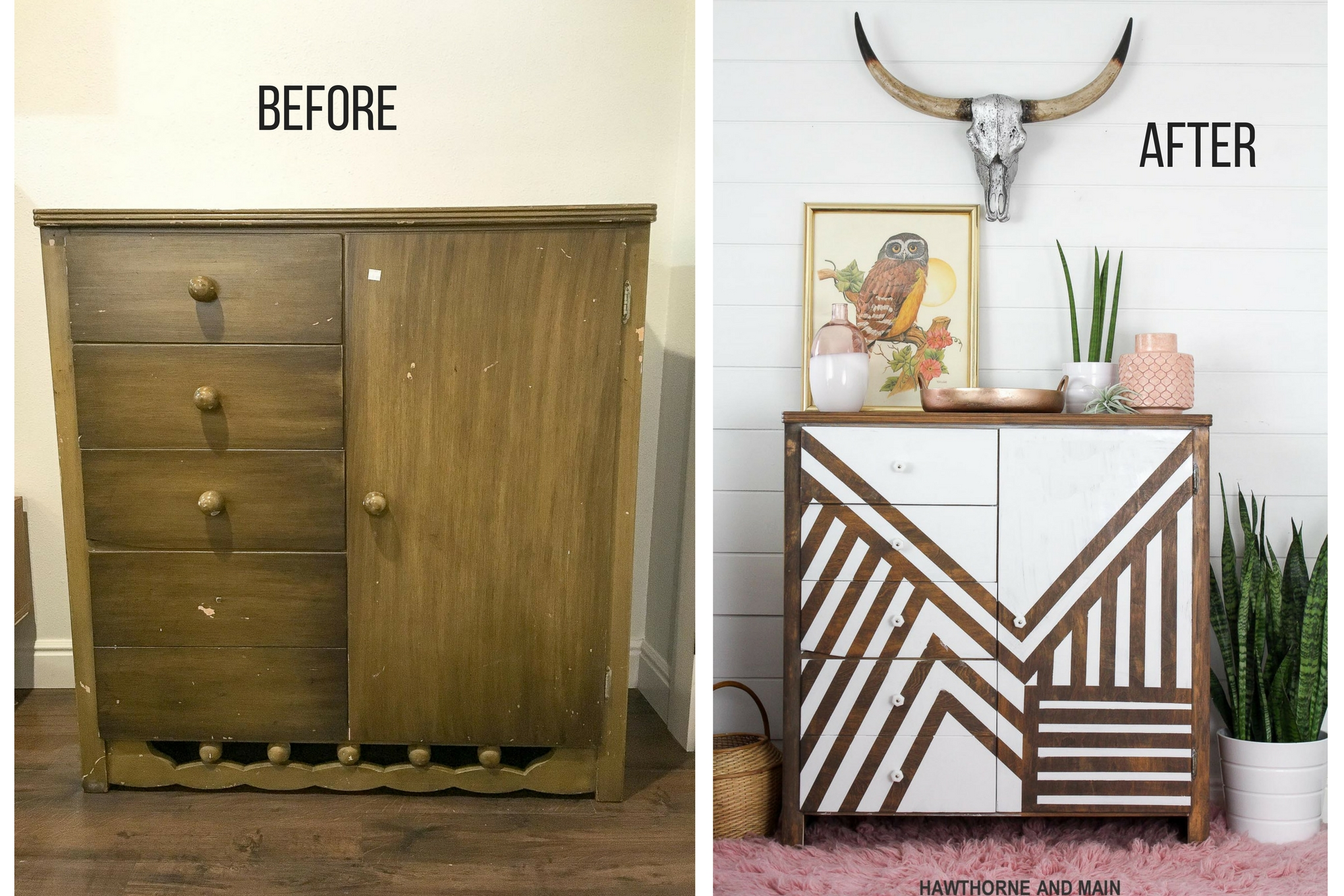 before-and-after-tribal-dresser-makeover