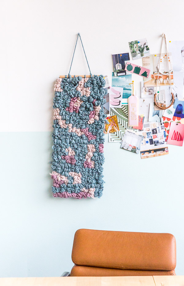 diy-woven-wall-art-hack-split-wall-blue-1