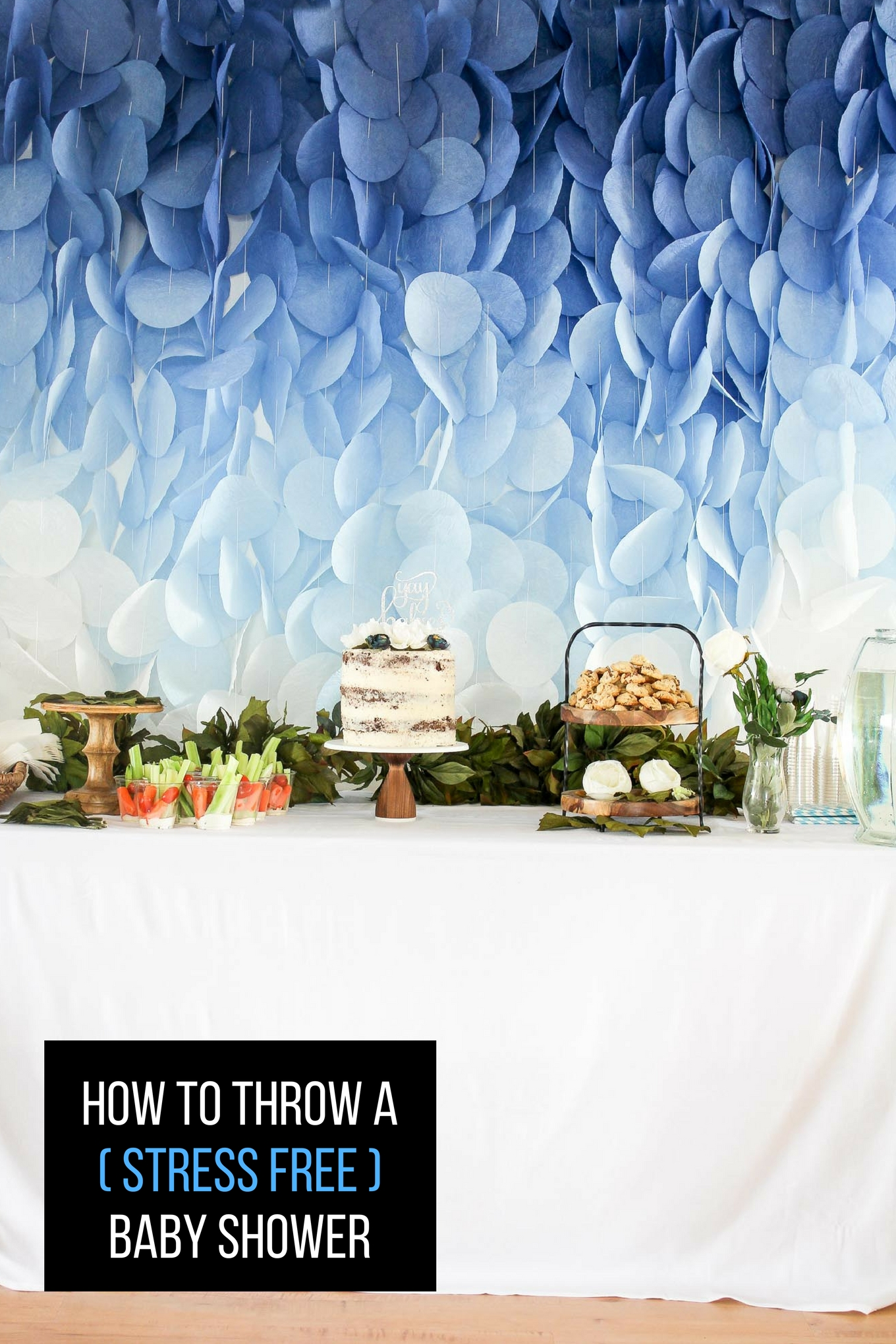 how to throw a stress free baby shower hawthorne and main