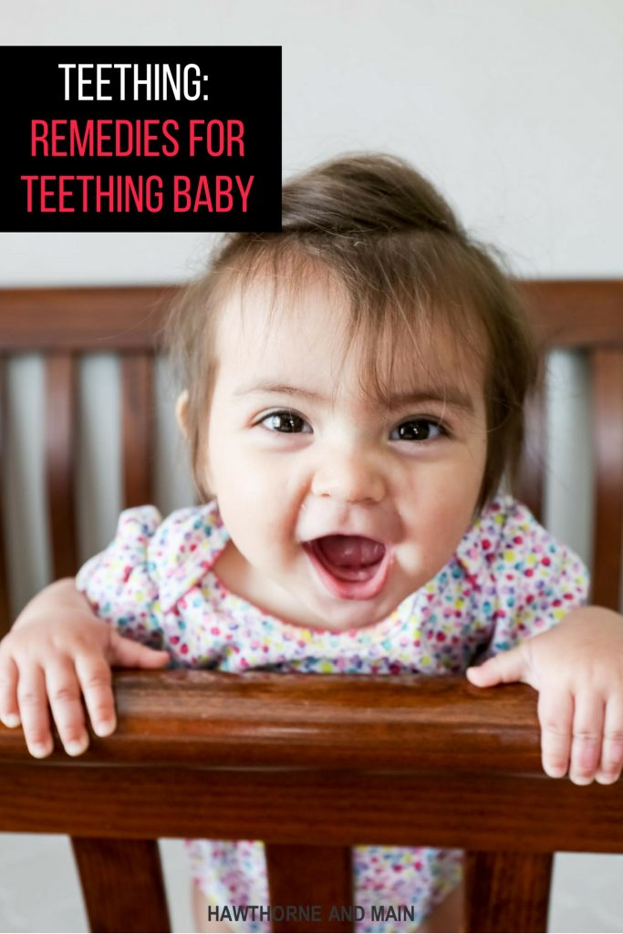 Teething is no fun...here are some of the best tips to help baby...and yourself to go through the transition of teething.